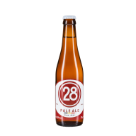 CAULIER Pale Ale 28 Sugar free cl.33