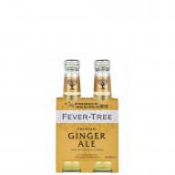 FEVER-TREE Ginger Ale Cluster Cl.20x4