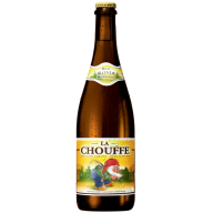 CHOUFFE Blonde 8% cl.75