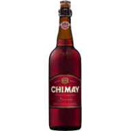 CHIMAY Birra Tappo Rosso 7% cl.75