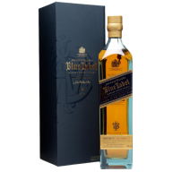 JOHNNIE WALKER Blended Scotch Whisky BLUE LABEL