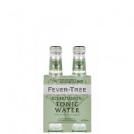 FEVER-TREE Elderflower Tonic Cluster Cl.20x4