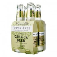 FEVER-TREE Ginger Beer Cluster Cl.20x4
