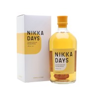 NIKKA Japanese Whisky DAYS BLENDED