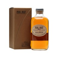 NIKKA Japanese Whisky PURE MALT BLACK