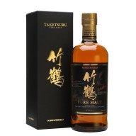 NIKKA Japanese Whisky Pure Malt TAKETSURU