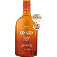 KINROSS Gin Tropical & Exotic Fruit Cl.70