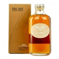 NIKKA Japanese Whisky PURE MALT WHITE