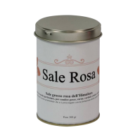 SIPEC Linea Aroma's SALE GROSSO ROSA DELL'HIMALAYA barattolo gr. 300