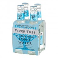 FEVER-TREE Mediterranean Tonic Water Cluster Cl.20x4