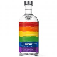 ABSOLUT  Colors Rainbow Limited Edition