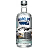 ABSOLUT Vodka Blank Edition Mario Wagner