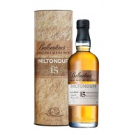 BALLANTINE'S Single Malt Scotch Whisky MILTONDUFF 15 y.o.