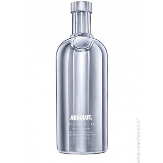 ABSOLUT Vodka ELECTRIC SILVER Limited Edition