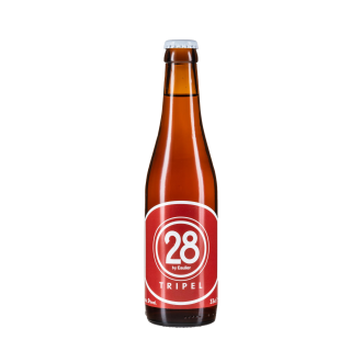 CAULIER Tripel 28 Sugar free cl.33