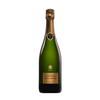 BOLLINGER Champagne R.D. GB 2004