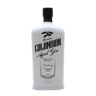 COLOMBIAN Aged White Gin