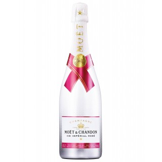 MOET & CHANDON Champagne ICE Imperial ROSE
