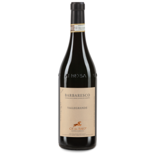 CA' DEL BAIO Barbaresco VALLEGRANDE 2016