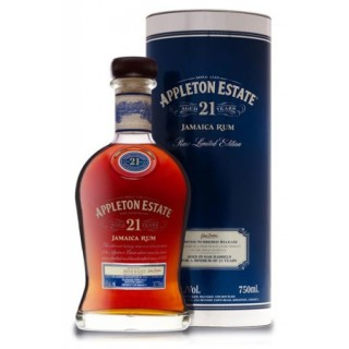 APPLETON ESTATE Jamaican Rum 21 y.o.