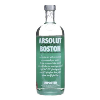 ABSOLUT Boston Limited Edition