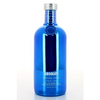 ABSOLUT Vodka ELECTRIC BLUE Limited Edition