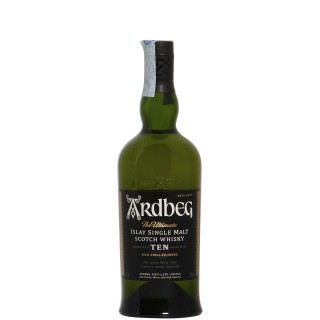 ARDBEG Islay Scotch Whisky 10 Y.O.